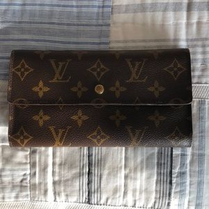 Louis Vuitton Tri-Fold Wallet